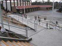 Stair and Ramp Modernization (ADA)