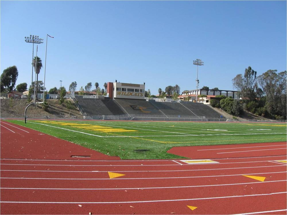 El Camino HS Athletic Field Improvement