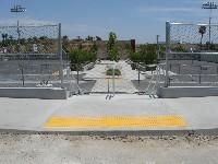 El Camino HS Stadium Plaza