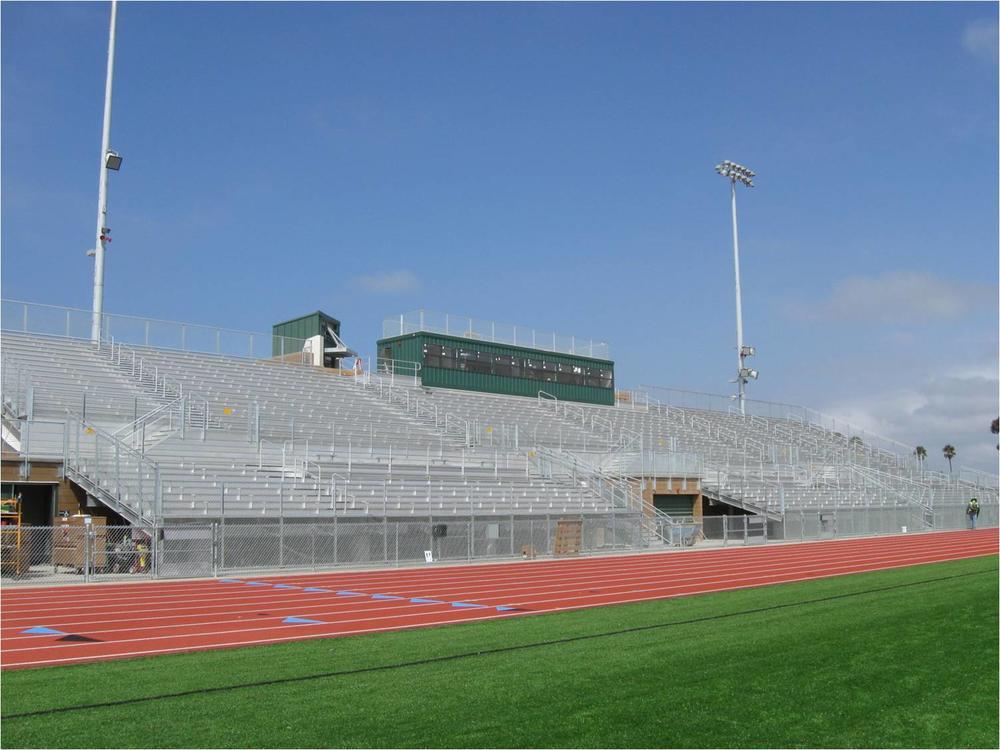 Oceanside HS Athletic Field Improvement