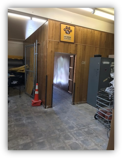 ECHS Team room