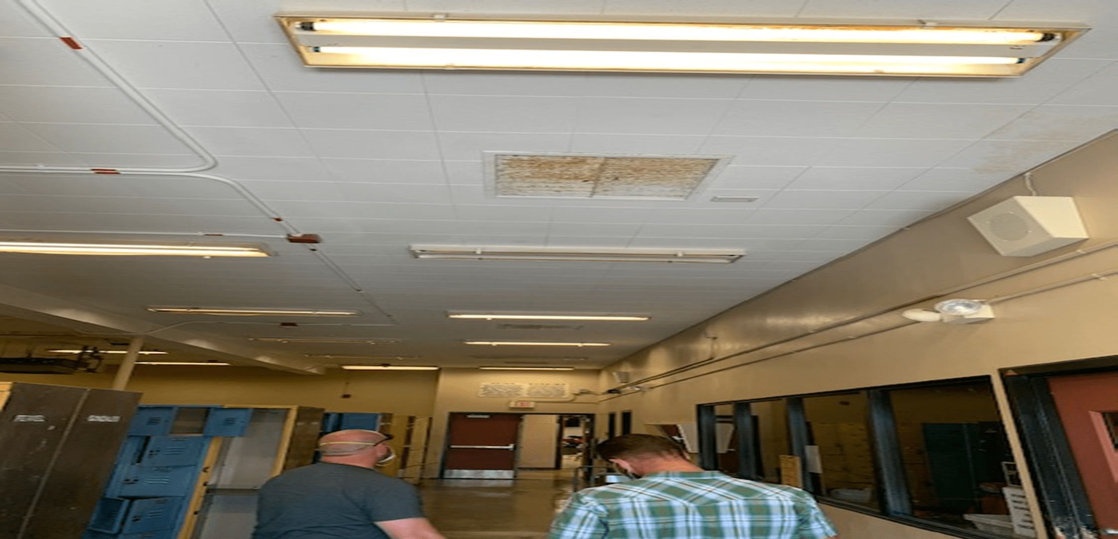 ECHS Locker Room